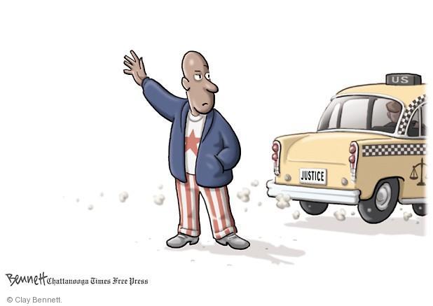 Clay Bennett  Clay Bennett's Editorial Cartoons 2013-07-19 amendment