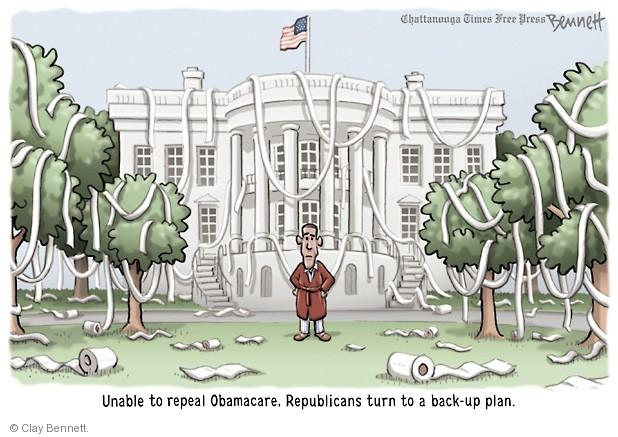 Cartoonist Clay Bennett  Clay Bennett's Editorial Cartoons 2013-10-10 toilet paper