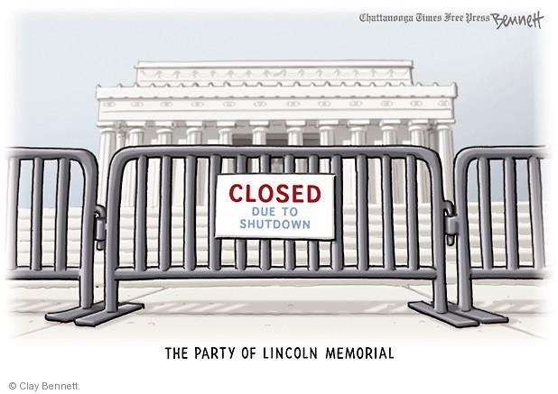 Clay Bennett  Clay Bennett's Editorial Cartoons 2013-10-11 budget