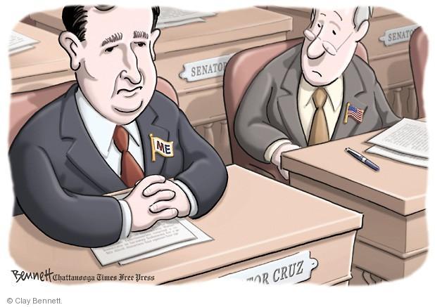 ME. Senator. Senator. Senator Cruz.