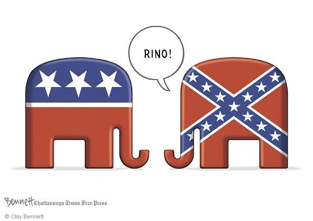 Clay Bennett  Clay Bennett's Editorial Cartoons 2013-11-07 name