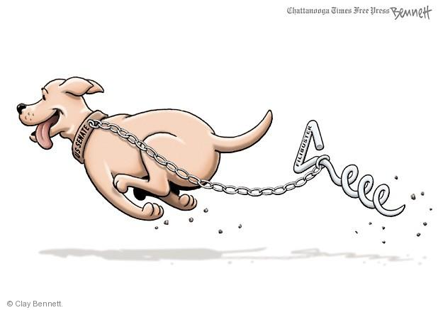 Cartoonist Clay Bennett  Clay Bennett's Editorial Cartoons 2013-11-25 procedure