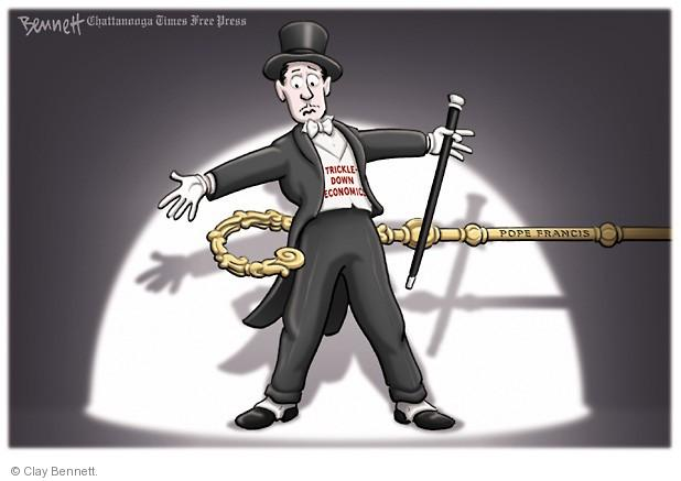 Clay Bennett  Clay Bennett's Editorial Cartoons 2013-12-03 economic