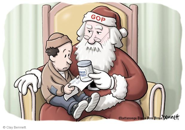 Cartoonist Clay Bennett  Clay Bennett's Editorial Cartoons 2013-12-10 unemployment