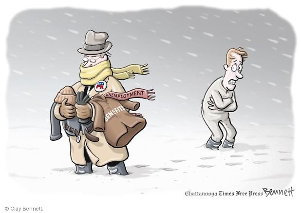 Clay Bennett  Clay Bennett's Editorial Cartoons 2014-01-08 budget