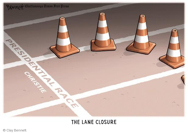 Cartoonist Clay Bennett  Clay Bennett's Editorial Cartoons 2014-01-15 state election