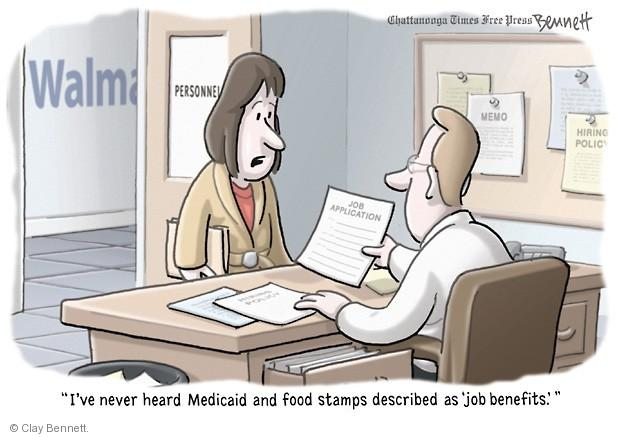 Cartoonist Clay Bennett  Clay Bennett's Editorial Cartoons 2014-01-30 food policy