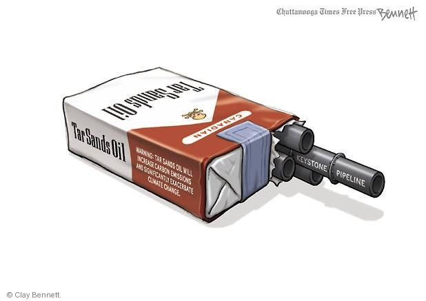 Clay Bennett  Clay Bennett's Editorial Cartoons 2014-02-10 energy