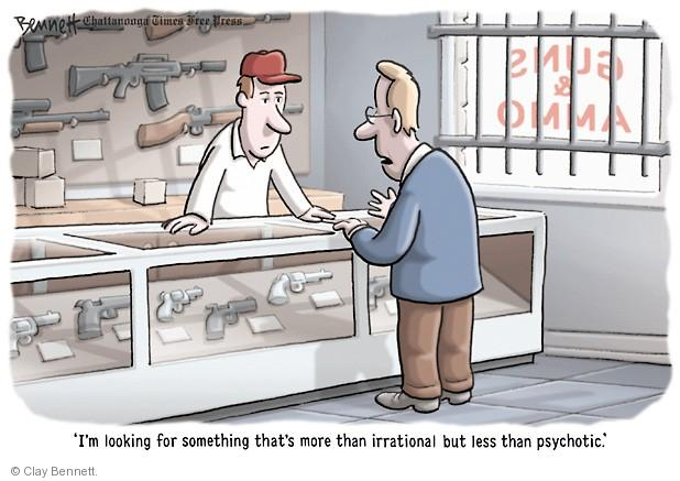 Clay Bennett  Clay Bennett's Editorial Cartoons 2014-02-19 but
