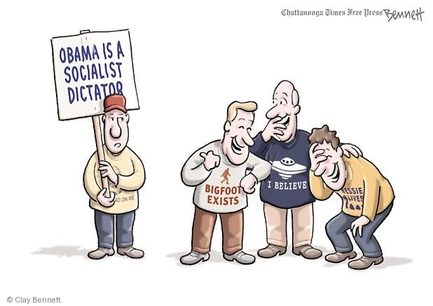 Clay Bennett  Clay Bennett's Editorial Cartoons 2014-02-28 belief