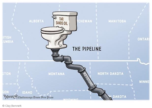 Cartoonist Clay Bennett  Clay Bennett's Editorial Cartoons 2014-03-13 south