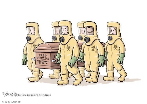 Clay Bennett  Clay Bennett's Editorial Cartoons 2014-03-24 belief