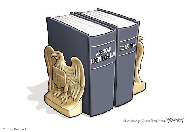 Clay Bennett  Clay Bennett's Editorial Cartoons 2014-03-27 theory