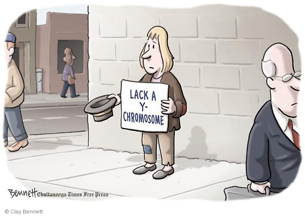 Clay Bennett  Clay Bennett's Editorial Cartoons 2014-04-09 income equality