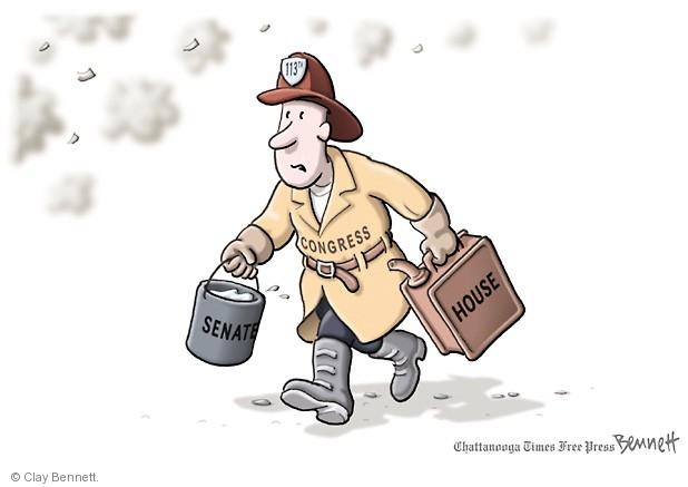 Cartoonist Clay Bennett  Clay Bennett's Editorial Cartoons 2014-05-19 procedure