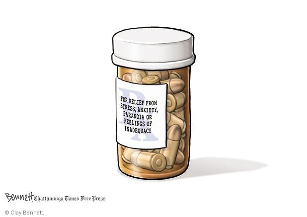 Cartoonist Clay Bennett  Clay Bennett's Editorial Cartoons 2014-05-30 ammo