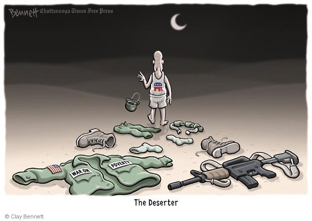 Clay Bennett  Clay Bennett's Editorial Cartoons 2014-06-04 poor