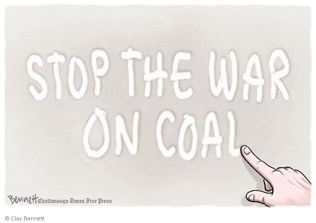 Clay Bennett  Clay Bennett's Editorial Cartoons 2014-06-09 energy