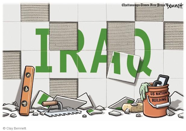 Cartoonist Clay Bennett  Clay Bennett's Editorial Cartoons 2014-06-23 building
