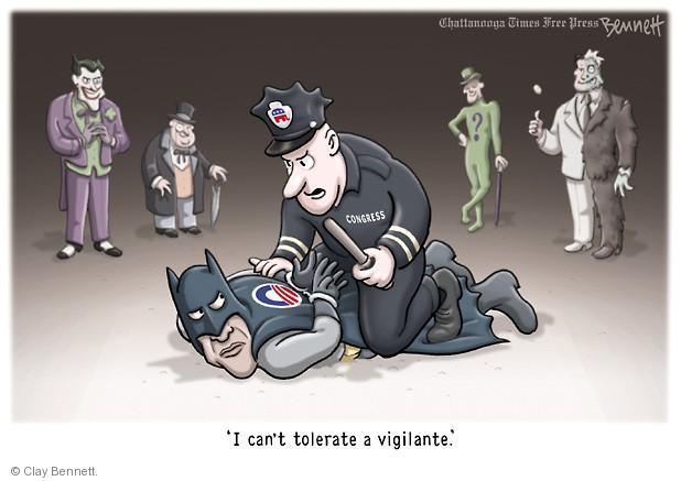 Clay Bennett  Clay Bennett's Editorial Cartoons 2014-06-30 congressional