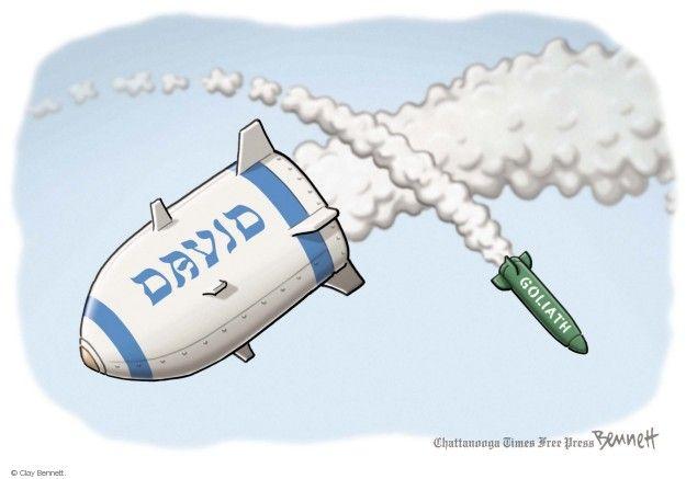Clay Bennett  Clay Bennett's Editorial Cartoons 2014-07-28 Israel
