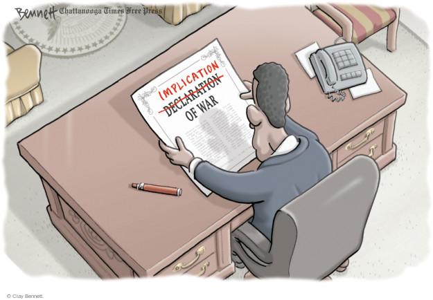 Cartoonist Clay Bennett  Clay Bennett's Editorial Cartoons 2014-09-15 oval