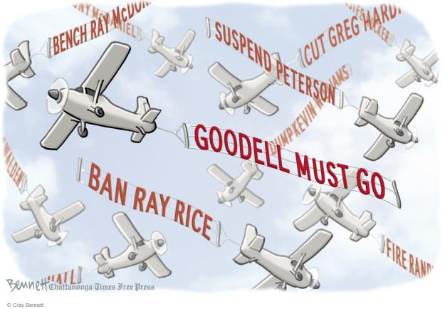 Clay Bennett  Clay Bennett's Editorial Cartoons 2014-09-18 indictment
