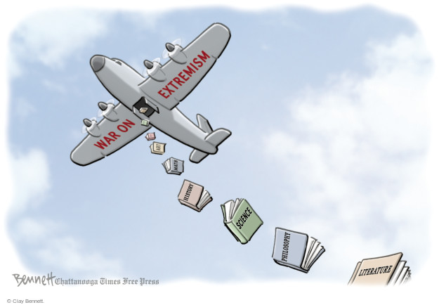 Clay Bennett  Clay Bennett's Editorial Cartoons 2014-09-25 art history