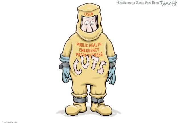 Clay Bennett  Clay Bennett's Editorial Cartoons 2014-10-17 budget