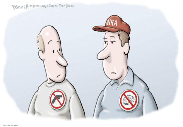 Cartoonist Clay Bennett  Clay Bennett's Editorial Cartoons 2014-10-27 association