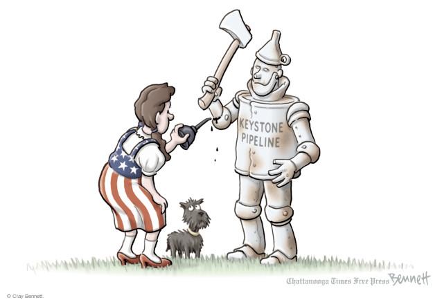 Clay Bennett  Clay Bennett's Editorial Cartoons 2014-11-14 energy