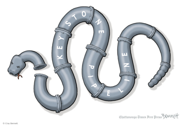 Clay Bennett  Clay Bennett's Editorial Cartoons 2014-11-19 energy