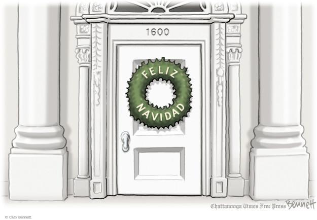 Cartoonist Clay Bennett  Clay Bennett's Editorial Cartoons 2014-12-04 Pennsylvania