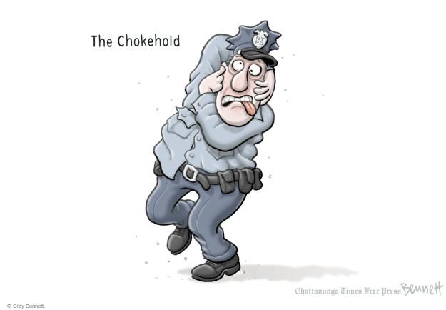 Clay Bennett  Clay Bennett's Editorial Cartoons 2014-12-08 indictment
