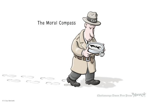 Cartoonist Clay Bennett  Clay Bennett's Editorial Cartoons 2014-12-10 committee