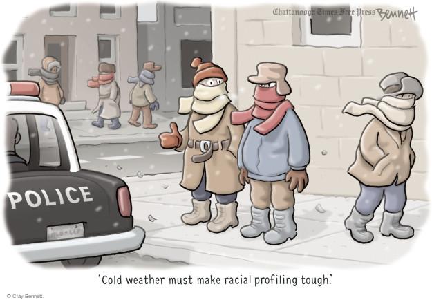 Cartoonist Clay Bennett  Clay Bennett's Editorial Cartoons 2014-12-11 color