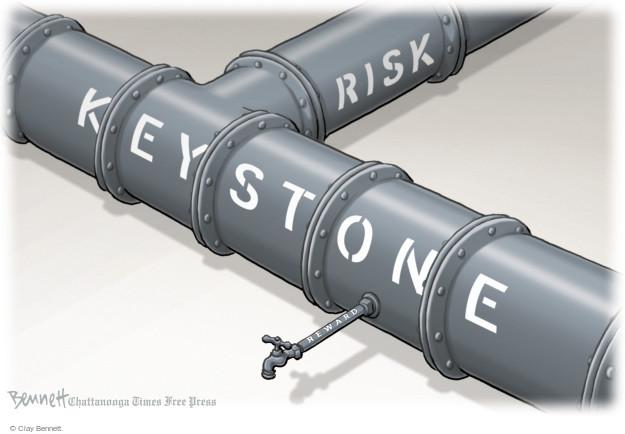 Clay Bennett  Clay Bennett's Editorial Cartoons 2015-02-17 energy