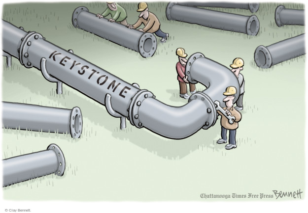 Clay Bennett  Clay Bennett's Editorial Cartoons 2015-02-26 energy