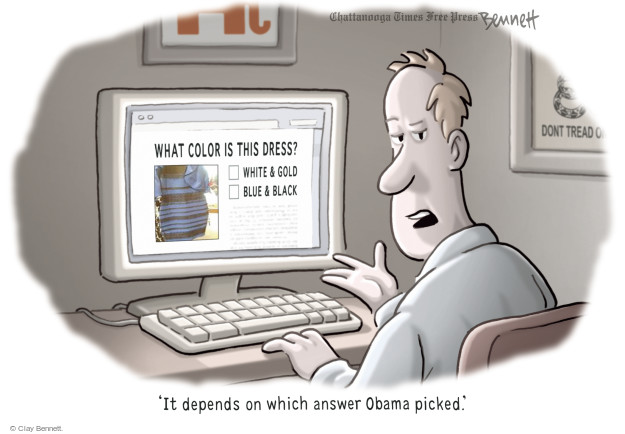 Cartoonist Clay Bennett  Clay Bennett's Editorial Cartoons 2015-02-28 opinion