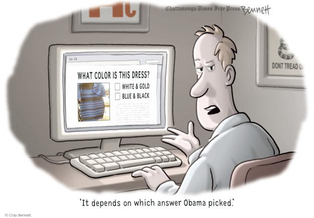Cartoonist Clay Bennett  Clay Bennett's Editorial Cartoons 2015-02-28 answer