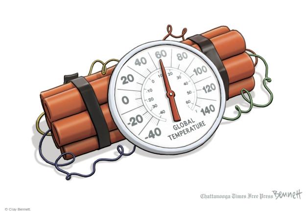 Clay Bennett  Clay Bennett's Editorial Cartoons 2015-03-19 explosion