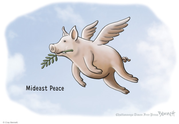 Clay Bennett  Clay Bennett's Editorial Cartoons 2015-03-23 mideast