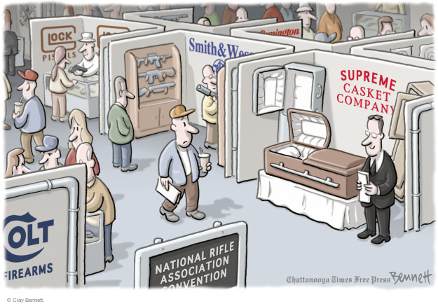 Cartoonist Clay Bennett  Clay Bennett's Editorial Cartoons 2015-04-09 association