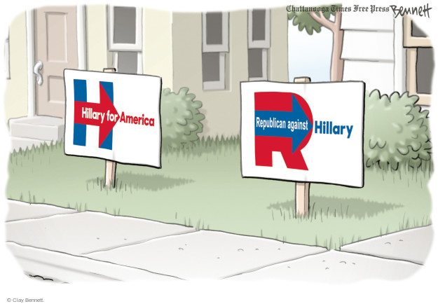 Cartoonist Clay Bennett  Clay Bennett's Editorial Cartoons 2015-04-21 state election