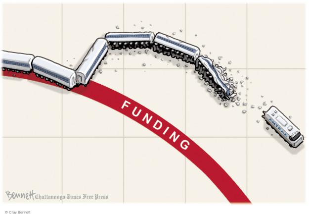 Clay Bennett  Clay Bennett's Editorial Cartoons 2015-05-15 federal budget