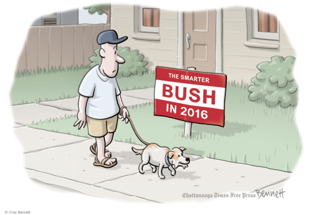 Clay Bennett  Clay Bennett's Editorial Cartoons 2015-05-18 sign in