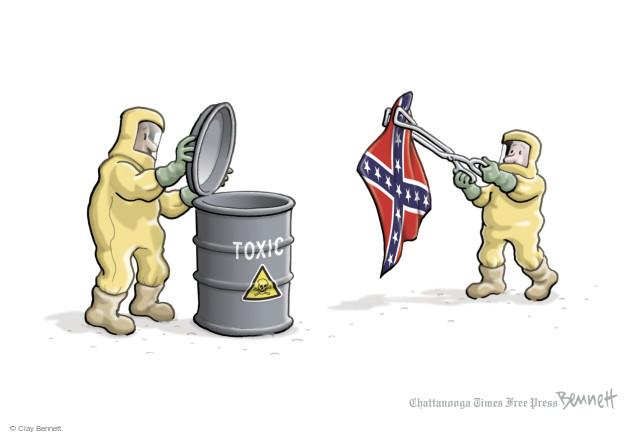 Cartoonist Clay Bennett  Clay Bennett's Editorial Cartoons 2015-06-24 American History