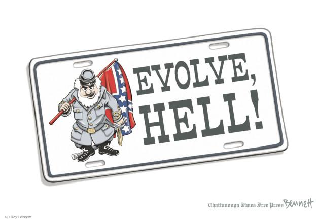 Cartoonist Clay Bennett  Clay Bennett's Editorial Cartoons 2015-07-02 history