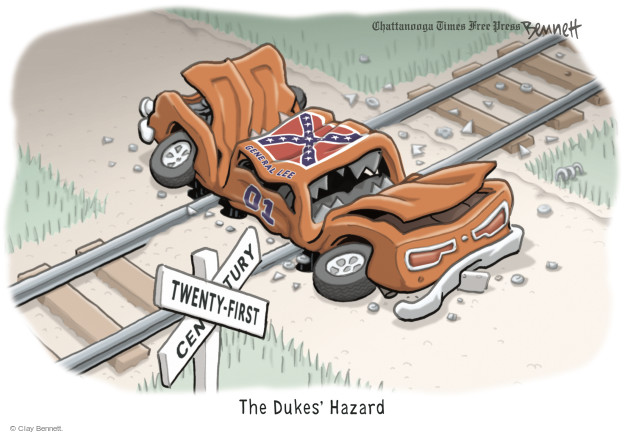 Clay Bennett  Clay Bennett's Editorial Cartoons 2015-07-08 21st