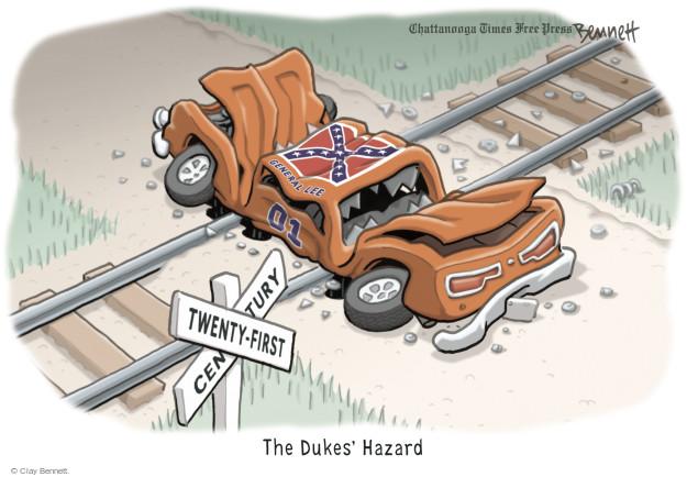 Cartoonist Clay Bennett  Clay Bennett's Editorial Cartoons 2015-07-08 American History